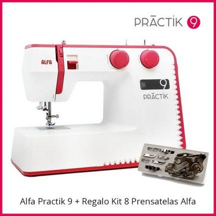 alfa practik 9 en malaga maquina de coser alfa