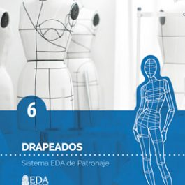 Sistema EDA, Patronaje Señora 6: Drapeados (Libro Digital PDF)