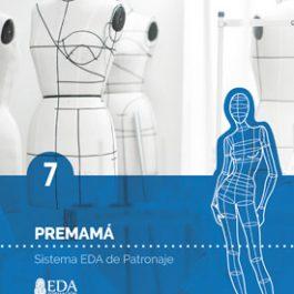Sistema EDA, Patronaje Señora 7: Premamá (Libro Digital PDF)