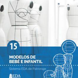 Sistema EDA, Patronaje Infantil 15: Modelos (Libro Digital PDF)